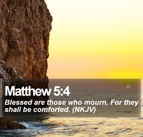 blessed mourn 2