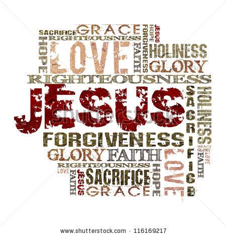 Jesus word puzzle