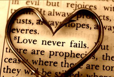 Gods-Word-is-love-never-fails-